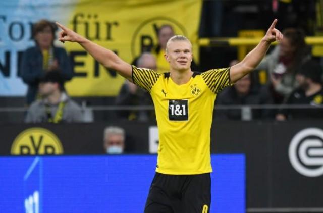 Erling Haaland sur le départ au Borussia Dortmund