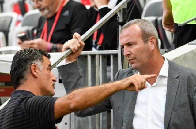 Christophe Galtier ami de Julien Fournier