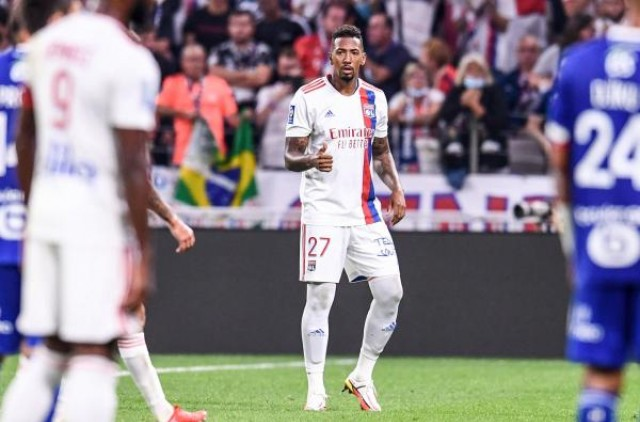Jérôme Boateng déjà fit avec Lyon