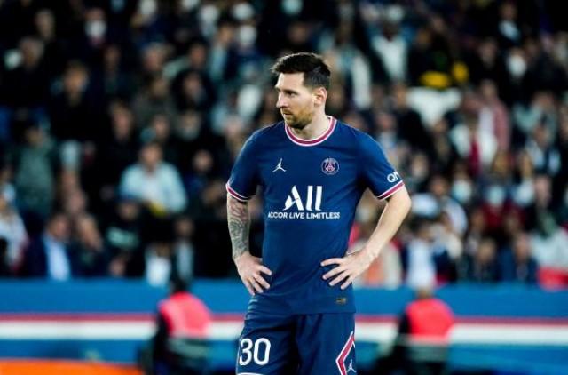 Lionel Messi à la peine pour ses débuts au PSG
