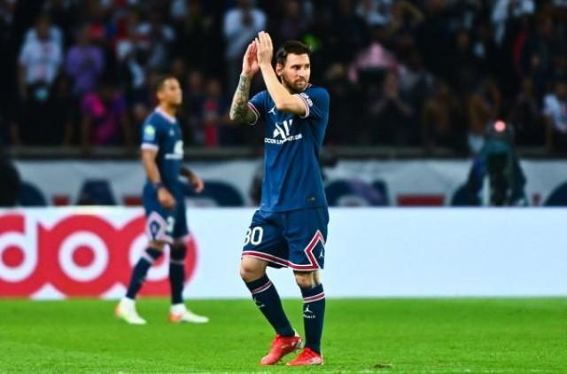 Lionel Messi dans le dur avec le PSG