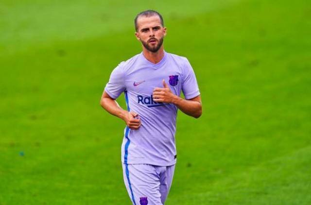 Miralem Pjanic se paie Koeman après son départ du Barça