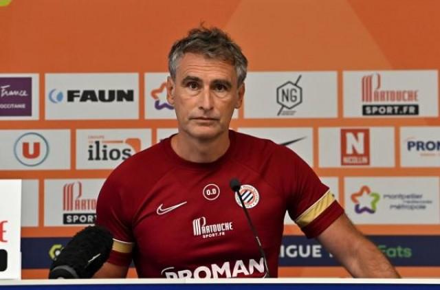 Olivier Dall'Oglio ne craint pas l'AS Saint-Étienne