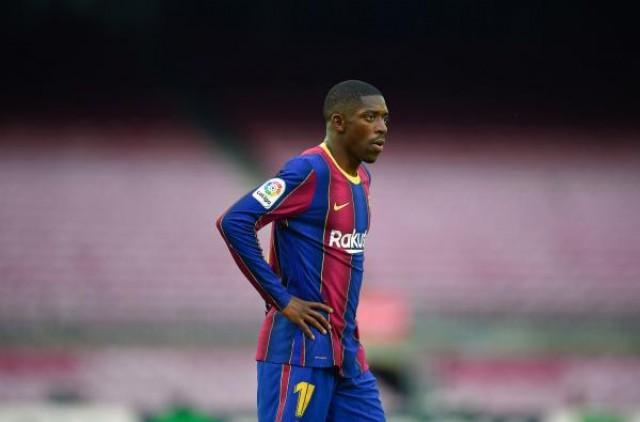 Ousmane Dembélé vers une prolongation avec le Barça