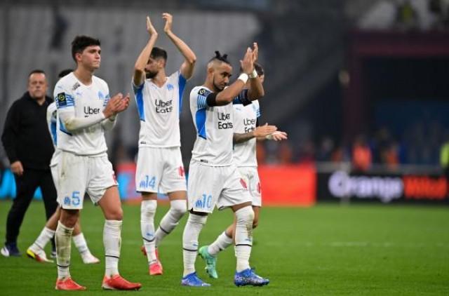 Marseille battu par le RC Lens