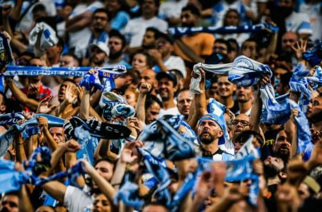 Les supporters français détestent l'Olympique de Marseille