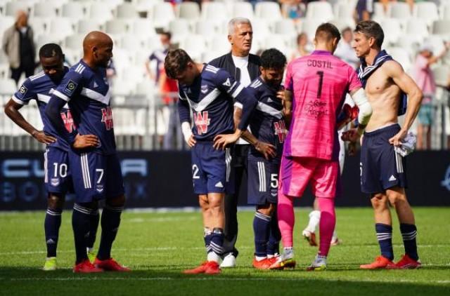 Vladimir Petkovic note les lacunes des Girondins