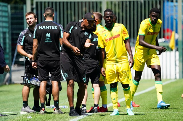 Kombouaré is seriously afraid of Clermont Foot