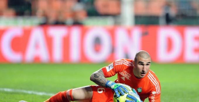 Stéphane Ruffier, l'attaquant devenu gardien de but !