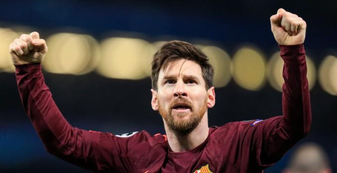 Prime de 30 M€ pour Messi et ses coéquipiers pour un triplé