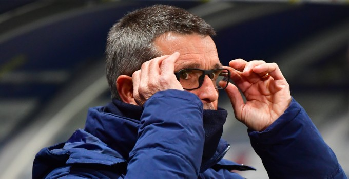 Garcia dénonce un bémol dans la victoire de l'ASSE