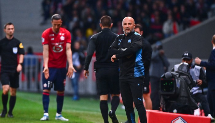 Sampaoli's dreadful remark following the defeat in Lille