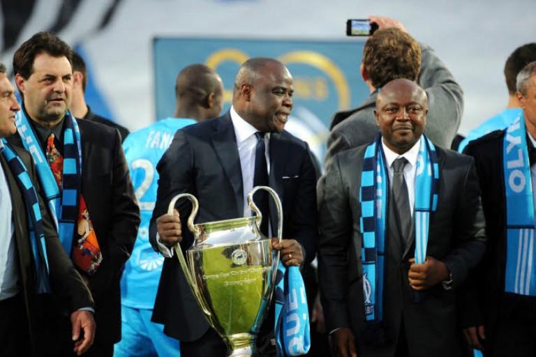 OM : Abedi Pelé fan du président Eyraud