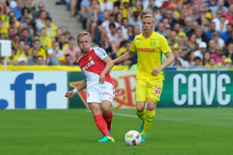 Kolbeinn Sigthorsson, attaquant du FC Nantes.