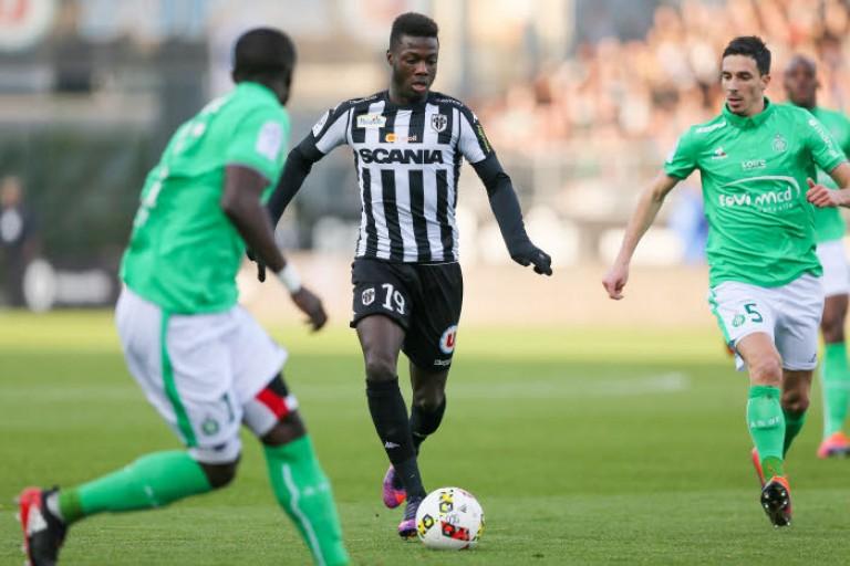 Mercato Angers SCO, offre de l'ASSE ou de l'OL pour Nicolas Pepe ?