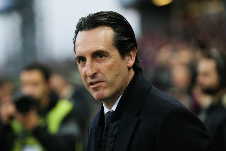 Unai Emery croit au come-back contre Rennes
