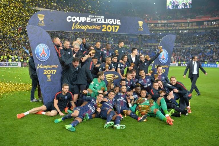 Plus de Coupe de la Ligue en France.