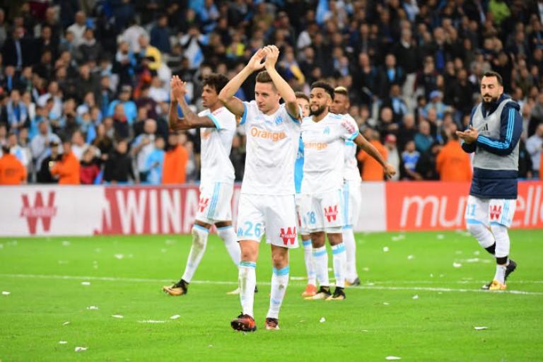 Florian Thauvin évoque le match OM-Monaco