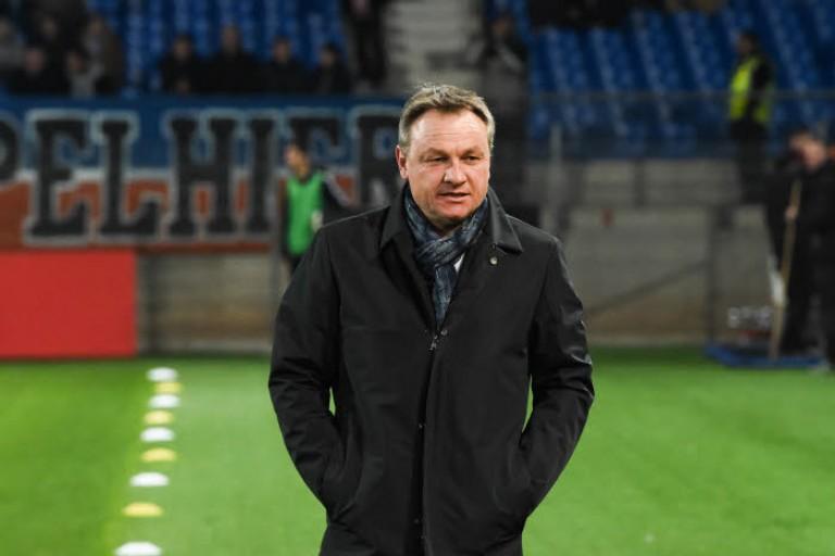 Frédéric Hantz vers le FC Metz