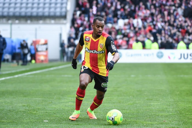 Kévin Fortuné est la première recrue de l'AJ Auxerre