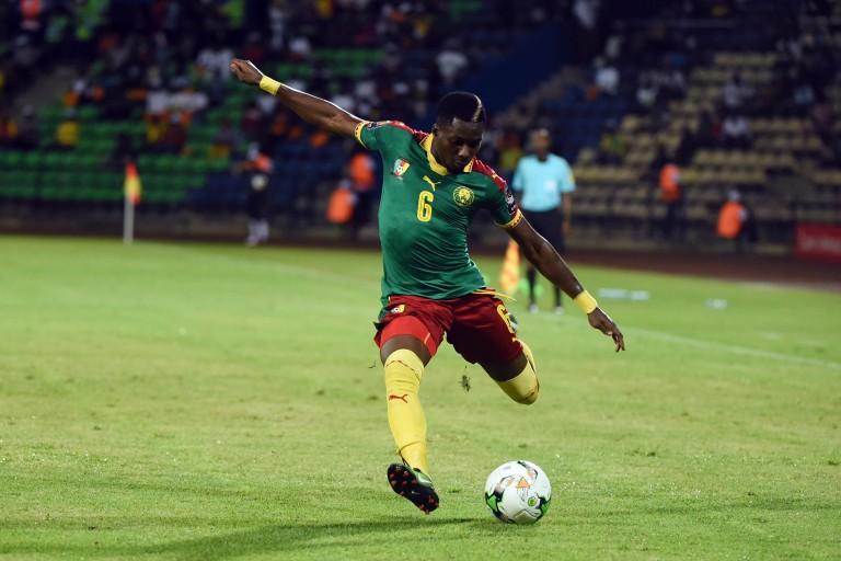 Ambroise Oyongo dans le dur à Montpellier.