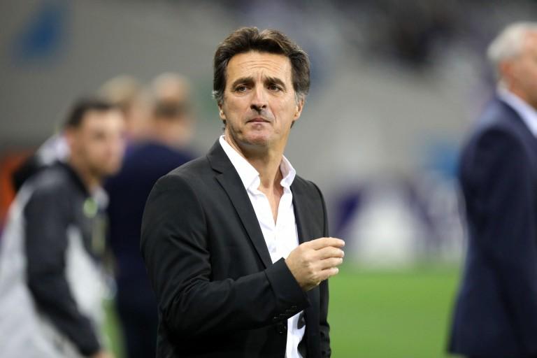 Christophe Pelissier, ex-entraineur d'Amiens SC parti au FC Lorient.