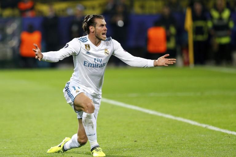 Le Réal Madrid réclame 80M€ pour libérer Bale