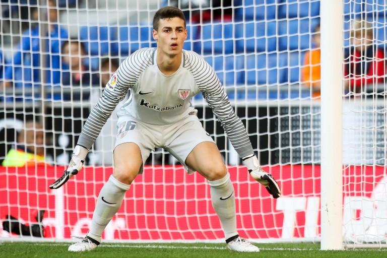 Kepa Arrizabalaga quitte l'Athletic Bilbao, direction Chelsea.