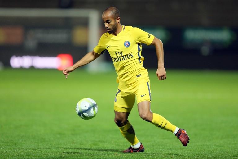 Lucas Moura ne rejoindra pas le FC Nantes cet hiver.