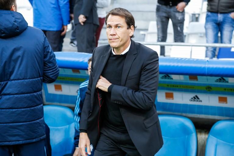 Rudi Garcia veut battre l'AS Monaco et l'OL, mais pas que