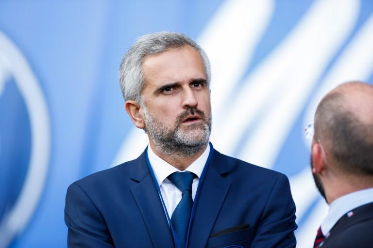 L'avenir de Stéphane Martin à la tête des Girondins de Bordeaux est encore flou.