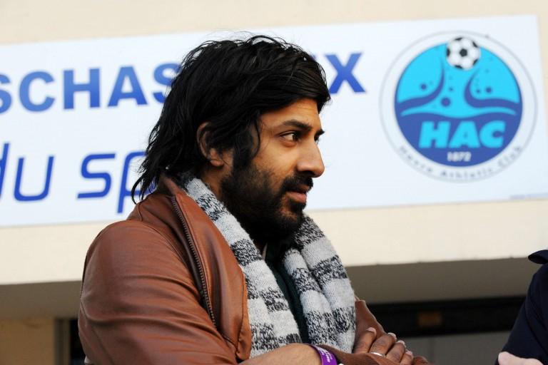 Pour Vikash Dhorasoo, Edinson Cavani n'est pas un grand attaquant.