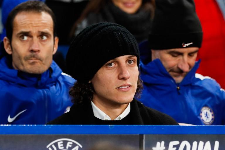 Chelsea : David Luiz proche d'Arsenal