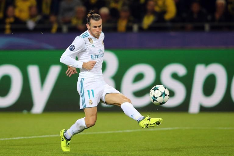 Gareth Bale s'impose déjà dans le secteur offensif du Real Madrid.
