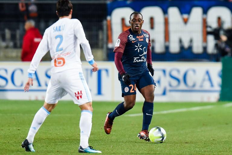 Oyongo recruté par le Montpellier HSC pour doubler Roussillon