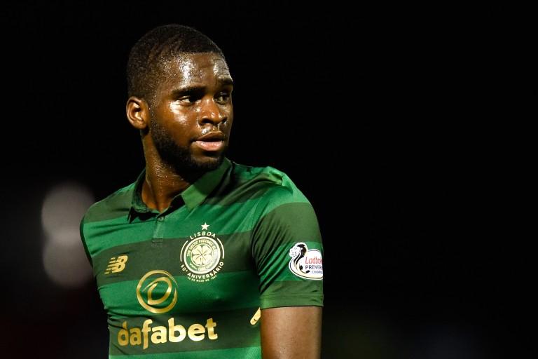 Leicester proche de doubler l'OL sur Edouard.