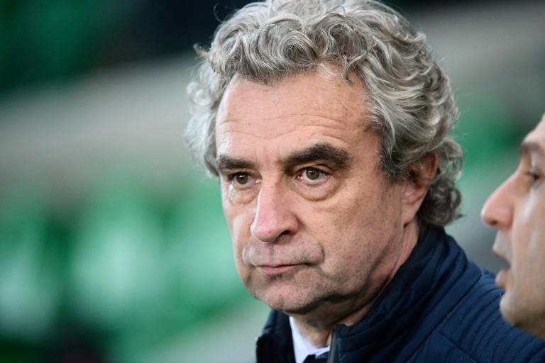 Dominique Rocheteau s'en va de l' ASSE à la fin de la saison.