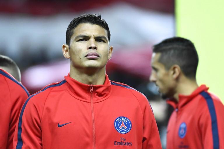 Thiago Silva dans le groupe mais remplaçant ?