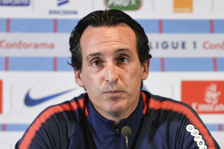 Unai Emery et le PSG ont perdu hier face au RC Strasbourg (1-2).