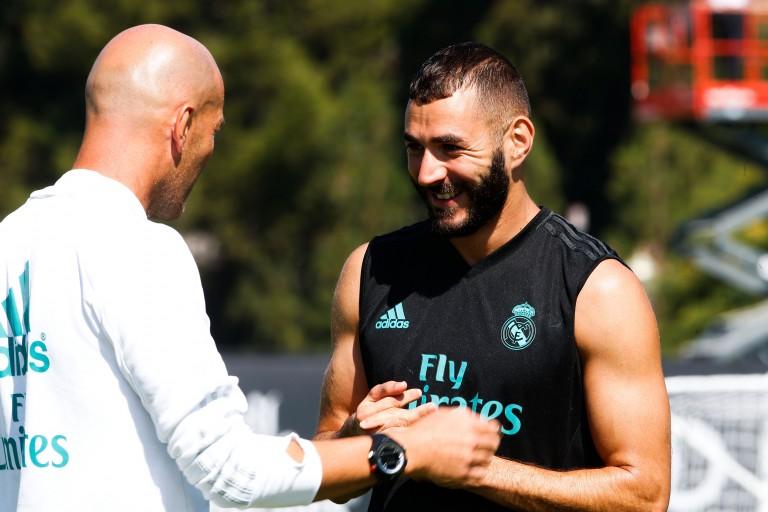 Rien de grave pour Karim Benzema