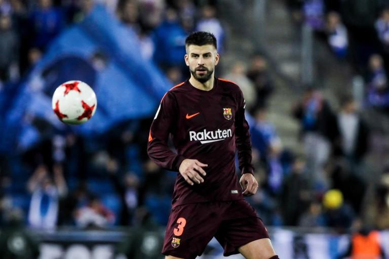 Le FC Barcelone attend des explications de Piqué dans l'affaire Griezmann