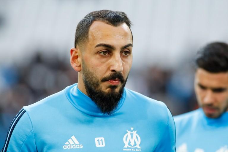 Kostas Mitroglou n'a pas joué avec l'OM cette saison.