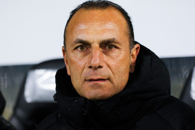 Der Zakarian, le coach du MHSC.