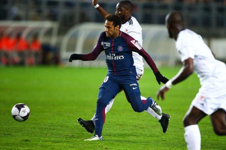 Neymar et Adrien Rabiot sont forfaits pour le match de Coupe de France contre le FC Sochaux.