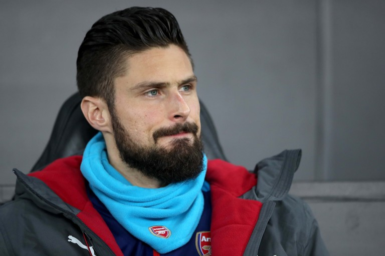 Arsenal FC - Mercato : Olivier Giroud change de club.