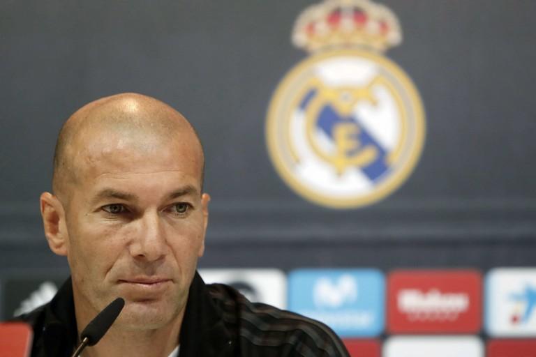 Zinedine Zidane a prolongé son contrat avec le Real Madrid jusqu'en 2020.