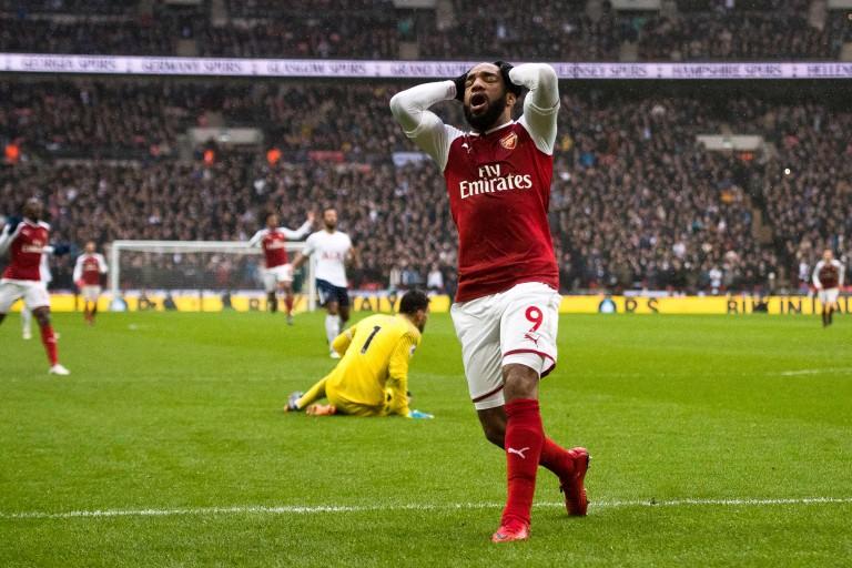 L'Arsenal d'Alexandre Lacazette s'est fait sortir par l'Olympiakos