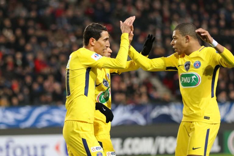 Angel Di Maria doit être titulaire face au Real Madrid devant Kylian Mbappé le 14 février prochain.