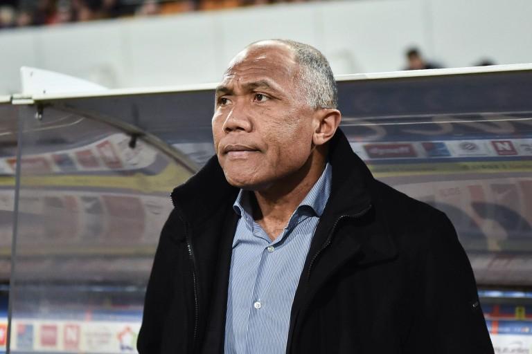 Antoine Kombouaré, nouvel entraineur du Toulouse FC.