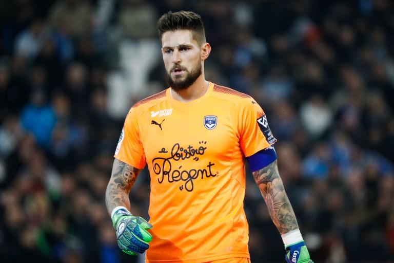 Benoît Costil, le capitaine de Bordeaux, a avoué que Lille était meilleur que Bordeaux